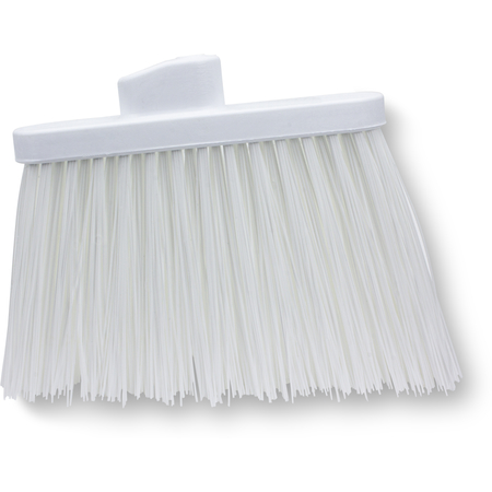 36868EC02 - DUO-SWEEP UNFLAGGED BROOM - HEAD ONLY - WHITE
