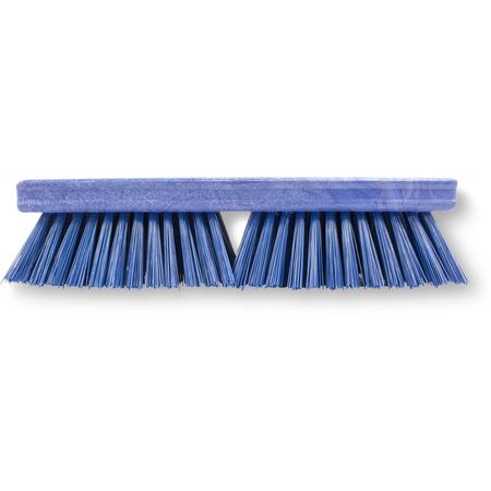 """41722EC14 - 10"""" DECK SCRUB - BLUE"""