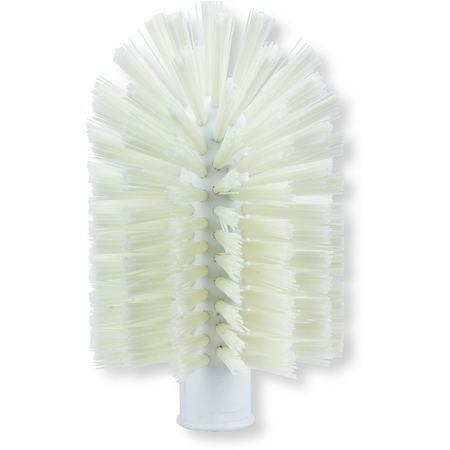 "45004EC02 - 4"" PIPE AND VALVE BRUSH - WHITE"