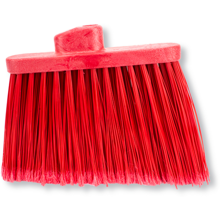36867EC05 - DUO-SWEEP FLAGGED BROOM - HEAD ONLY - RED