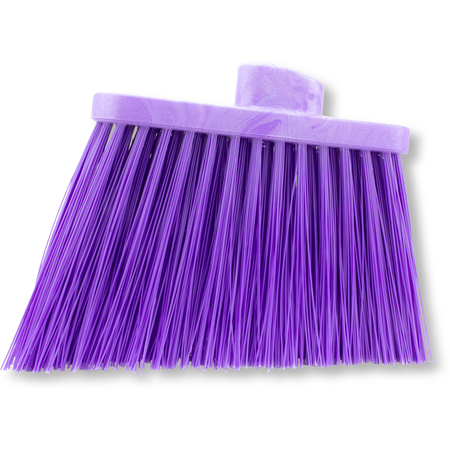 36868EC68 - DUO-SWEEP UNFLAGGED BROOM - HEAD ONLY - PURPLE