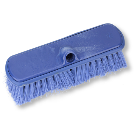 40050EC14 - FLO-THRU NYLEX BRUSH W/FLAGGED BRISTLES - BLUE