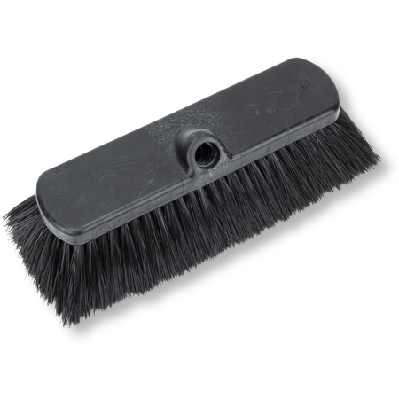 "41278EC03 - FLO-THRU WALL & EQUIPMENT BRUSH 10"" - BLACK"