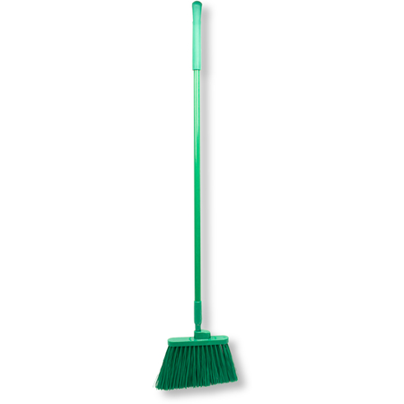 "41083EC09 - DUO-SWEEP UNFLGD BRSTL ANGLE BRM W/HNDL 56"" - GREE"