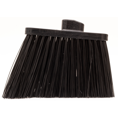 36868EC03 - DUO-SWEEP UNFLAGGED BROOM - HEAD ONLY - BLACK