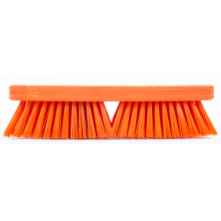 "41722EC24 - 10"" DECK SCRUB - ORANGE"