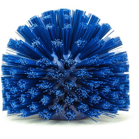 "45005EC14 - 5"" PIPE AND VALVE BRUSH - BLUE"