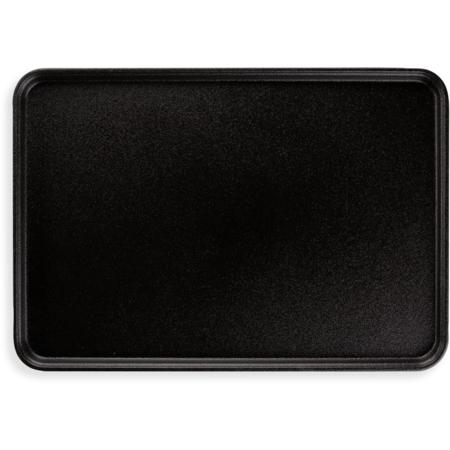 "1826GR2Q004 - Griptite 2 Rectangle Tray 26"" x 18"" - Black"
