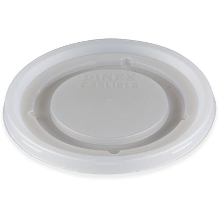 DX53008714 - Fenwick Translucent Bowl Lid (1000/cs) - Translucent