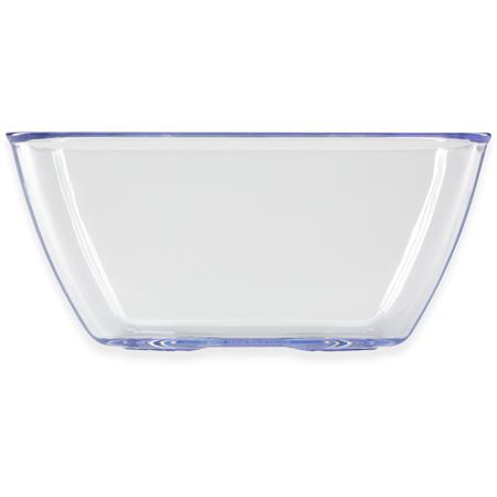 DXSB907 - Square Bowl 9 oz (48/cs) - Clear