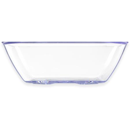 DXSB607 - Square Bowl 6 oz (96/cs) - Clear