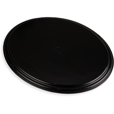 "2700GR2004 - Griptite 2 Oval Tray 27"" x 22"" - Black"