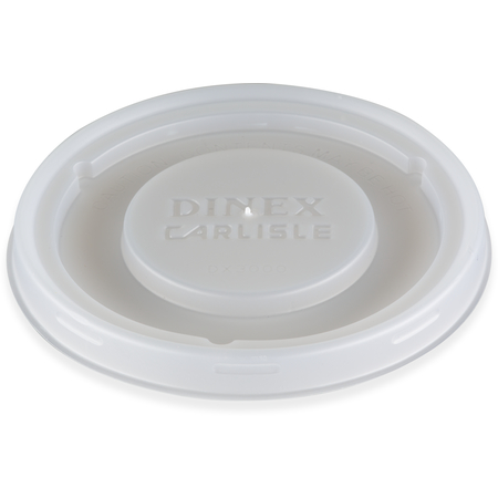 DX30008714 - Turnbury® Translucent Mug & Bowl Lid  (1500/cs) - Translucent