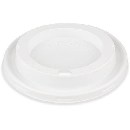 DX30008775 - Turnbury® EZ-Sip Mug & Bowl Lid (1000/cs) - White