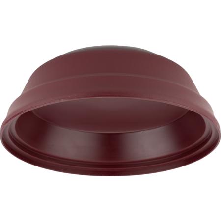 "DX113861 - Classic™ Insul-Dome (High Profile) 9.88"" (12/cs) - Cranberry"