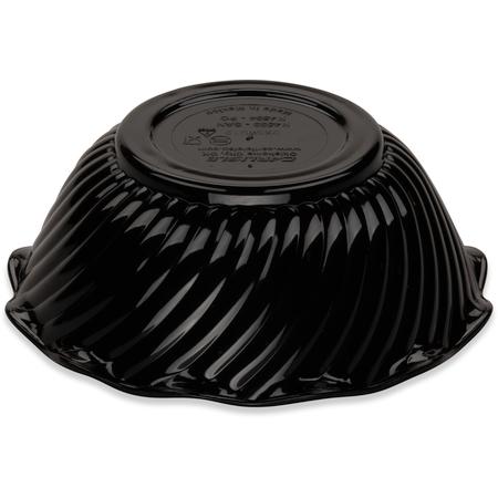 DXSWC1203 - Tulip Bowl - Swirl 13 oz (48/cs) - Black