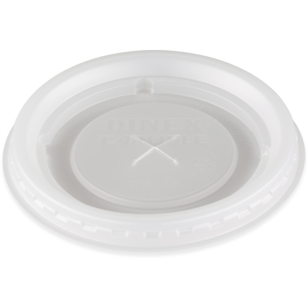 DX2125ST9000 - Disposable Lid - Fits Specific 5 - 12 oz Aladdin Temp-Rite Mugs, Bowls and Tumblers (2000/cs) - Translucent
