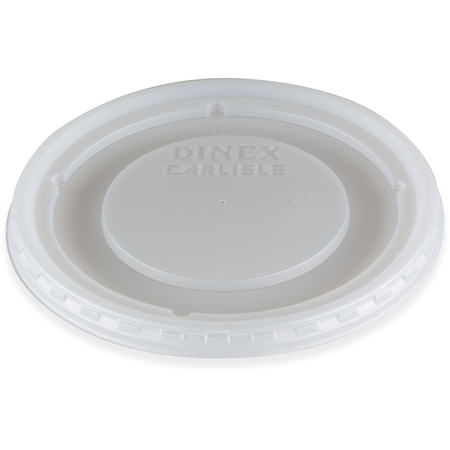 DX33008714 - Turnbury® Translucent Bowl Lid (1000/cs) - Translucent