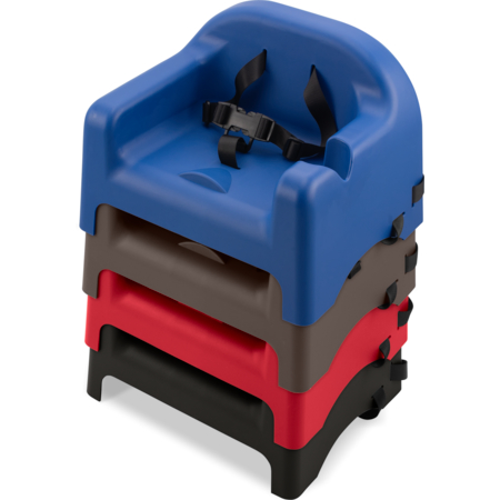 911403 - Stackable Booster Seats - Black