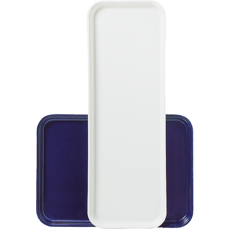 "269FG022 - Glasteel™ Solid Display/Bakery Tray 8.75"" x 25.5"" - Ivory"