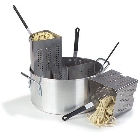 60100PC - Quarter Size Sectional Pasta Cooker