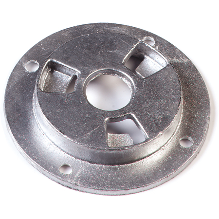 36P9 - Conventional Style Clutch Plate 3-3/8 Center Hole - Silver