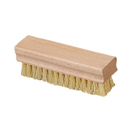 "4550042 - Hand And Nail Brush With Polypropylene Bristles 1-1/2 X 5"" - off white"