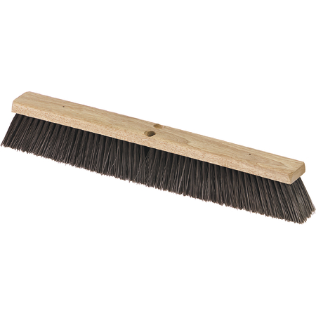 "36622403 - Flo-Pac® Polypropylene Sweep With Heavy Polypropylene Center 24"" - Brown"