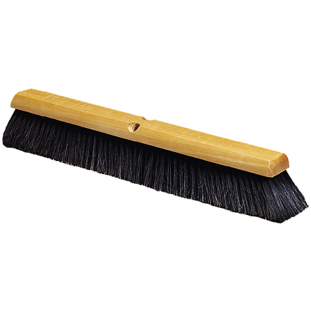 "4503103 - Flo-Pac® Fine Floor Sweep 24"" - Black"