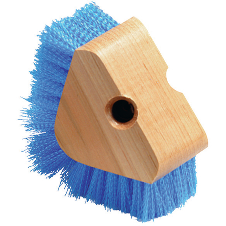 36196614 - Triangle Scrubber With Polypropylene Bristles - Blue