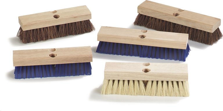 Floor & Deck Scrub Brushes
