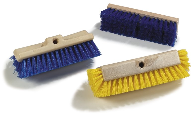 Polypropylene Deck Scrub Brushes