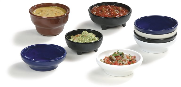 Salsa Dishes