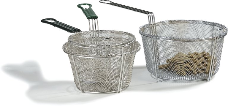 Range Top Fryer Baskets