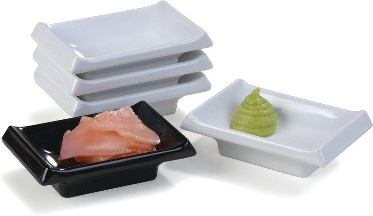 Halcyon Dinnerware · Square Melamine Ramekins · Japanese Style Ramekin ...