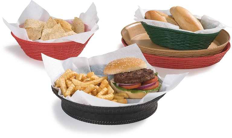 Weavewear™ Baskets & Platter