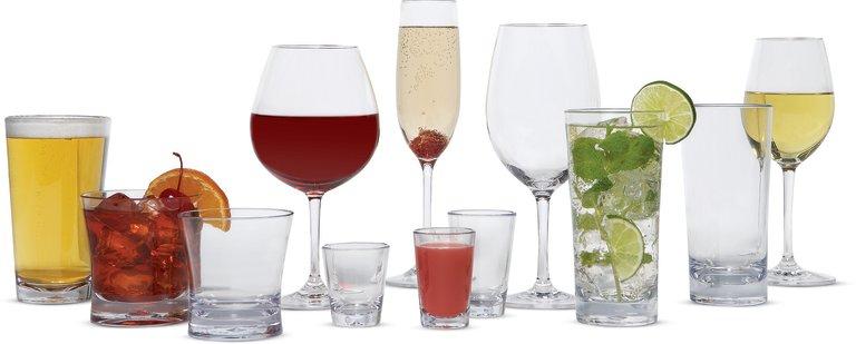 Alibi™ Drinkware & Stemware