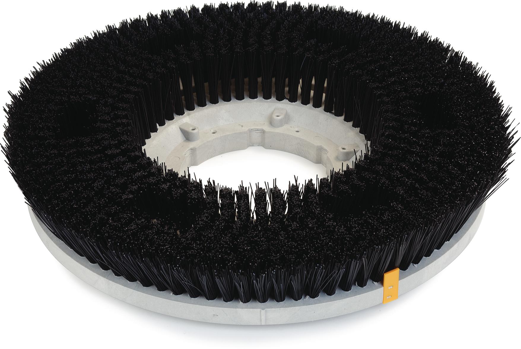 Colortech Nylon General Scrubbing Stiff Bristle - Black