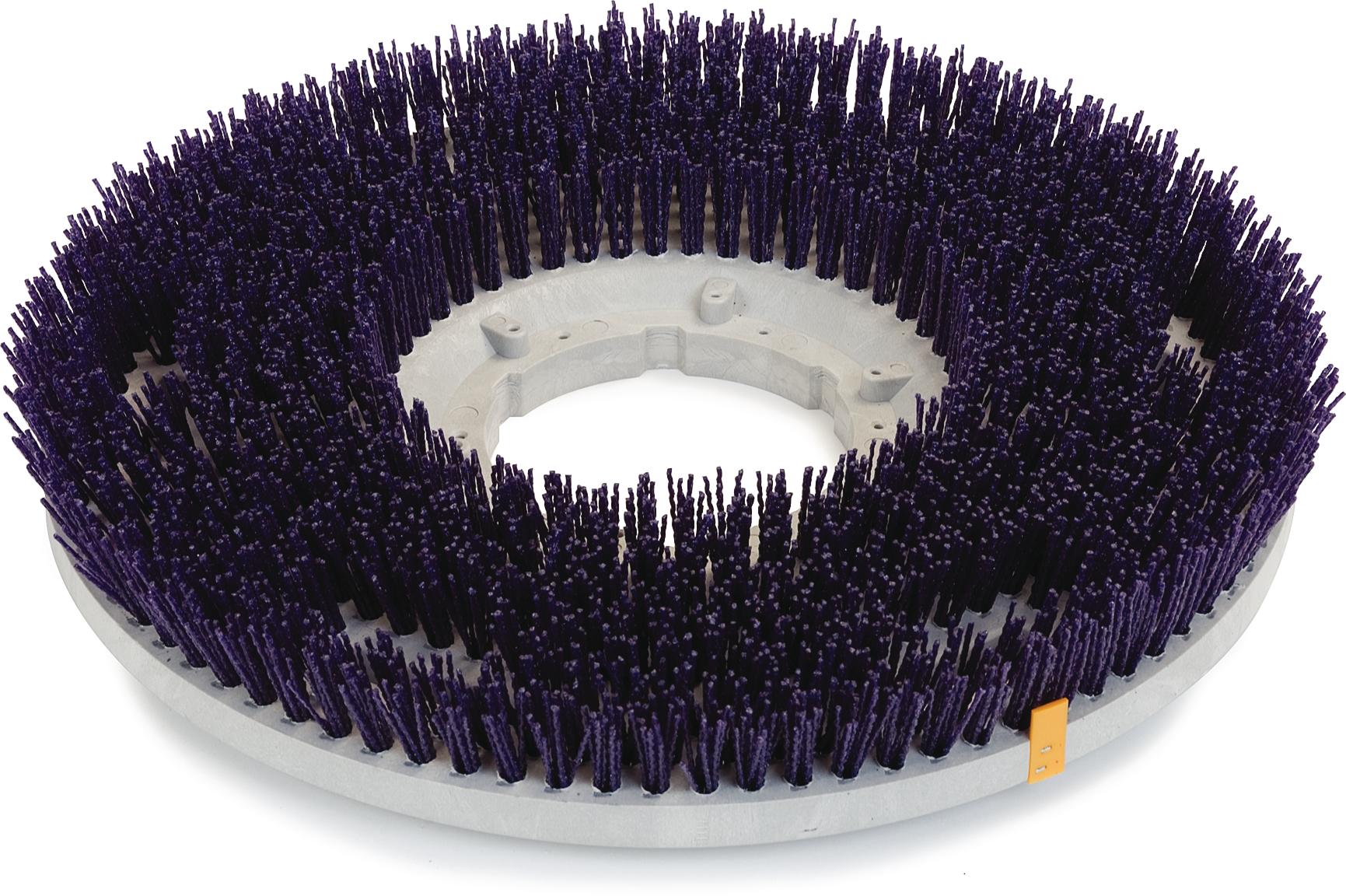 Colortech Purple Aggressive Stripping Brushes 14 - Purple