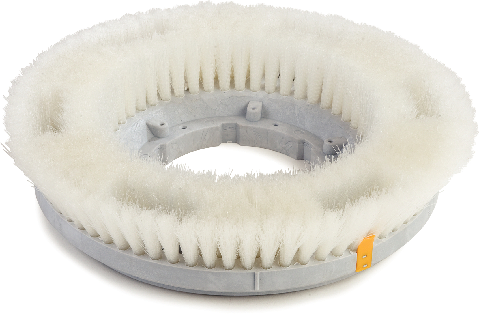Colortech Nylon General Scrub Rotary Brush 11 - White