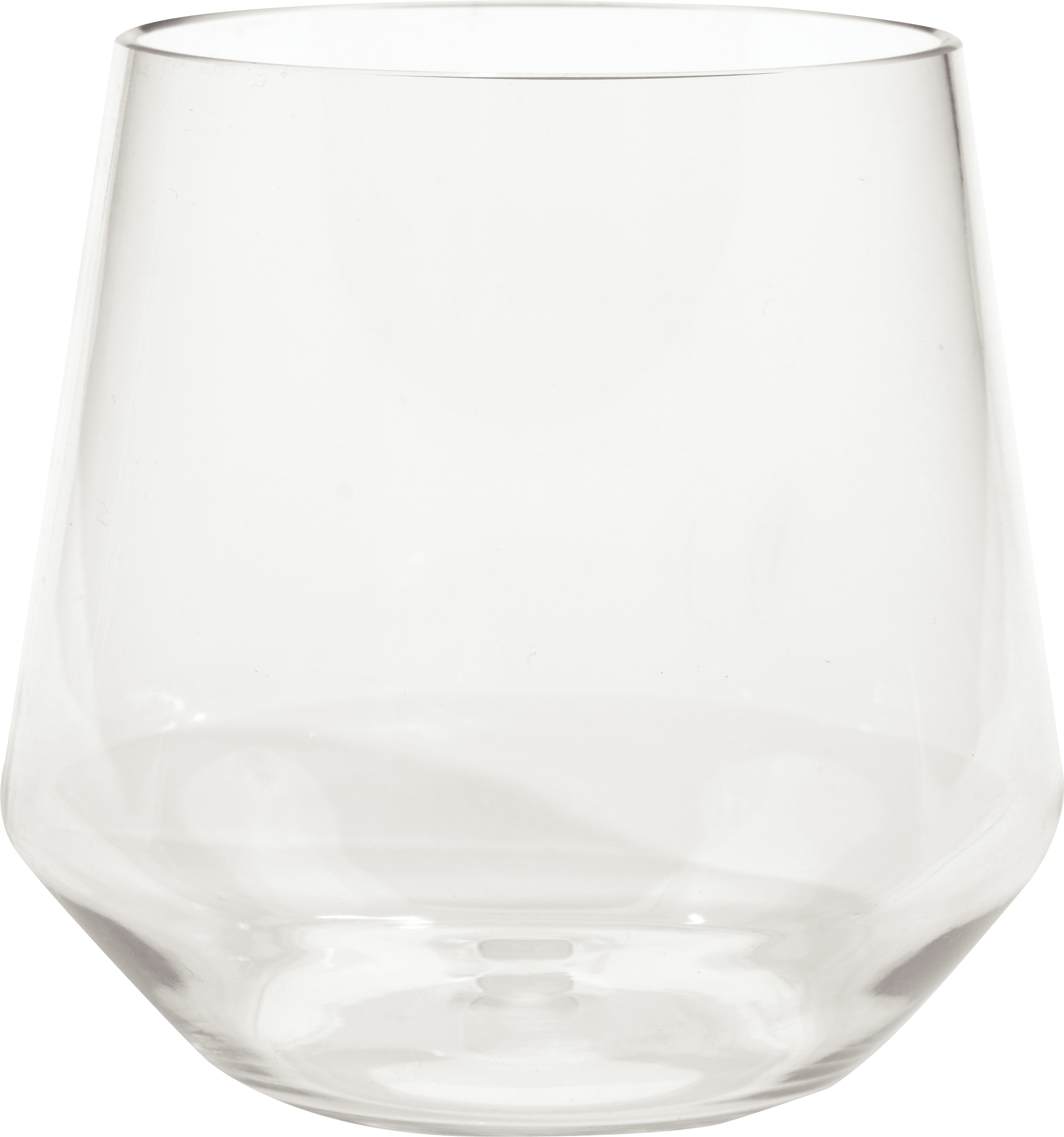 Astaire Stemware Stemless Wine 13 oz - Clear