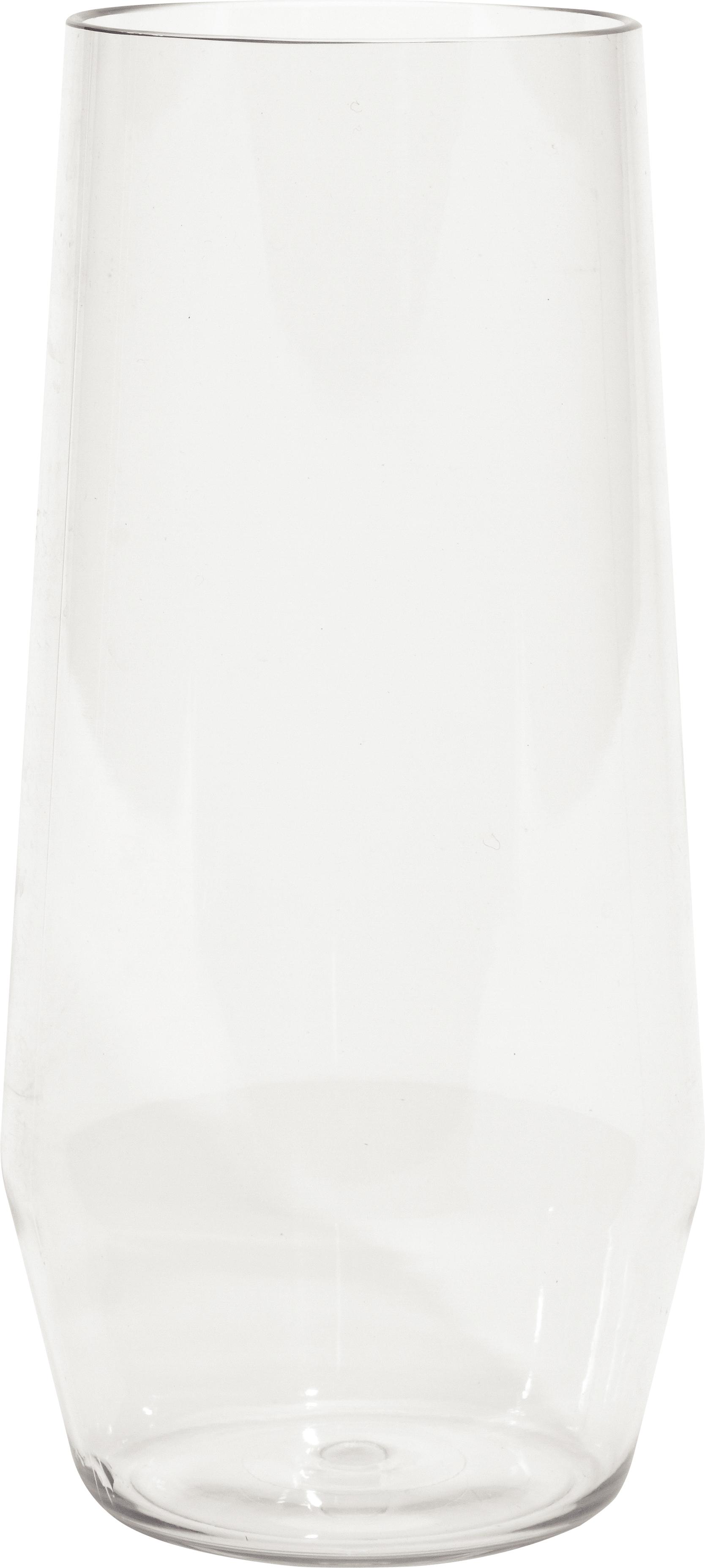 Astaire Stemware Iced Tea 18 oz - Clear