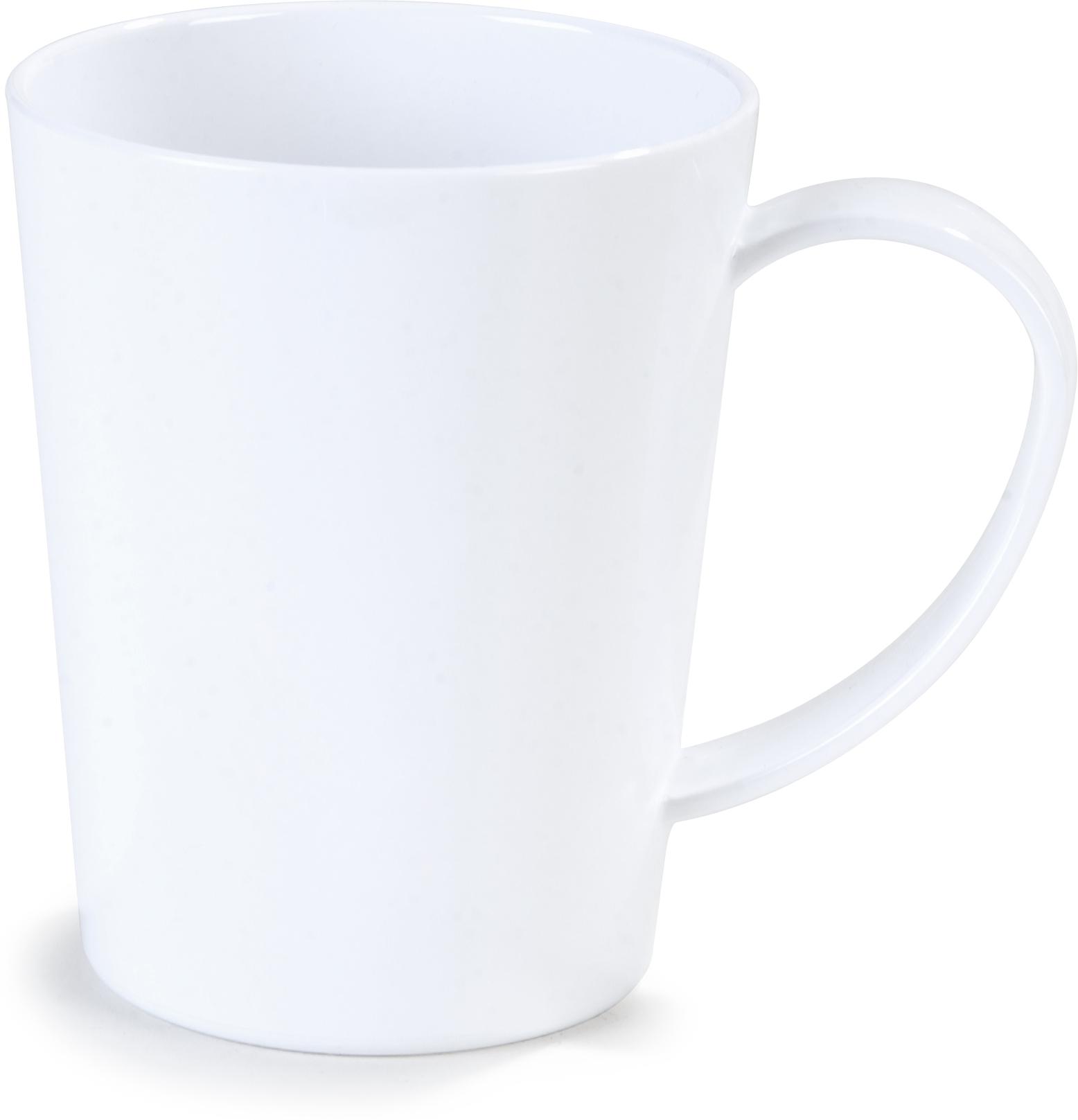 Carlisle Mug 12 oz - White
