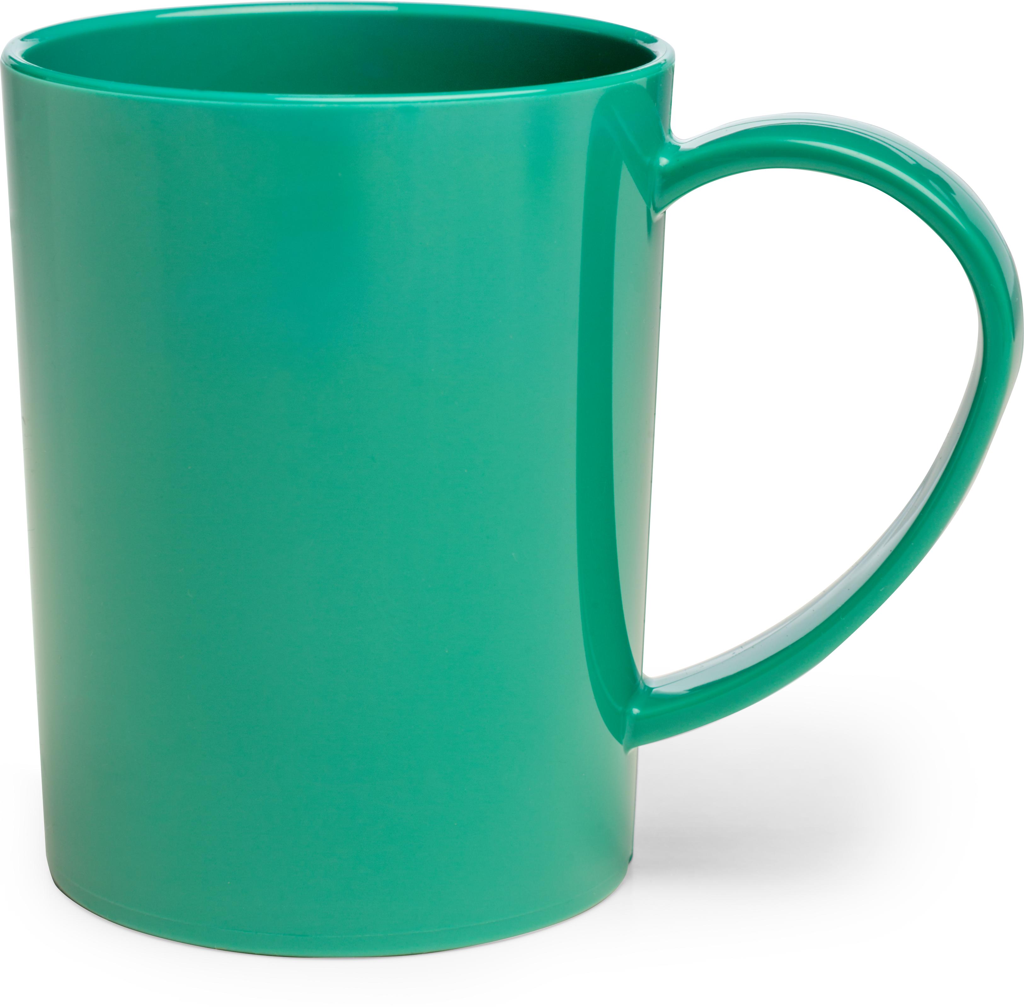 Carlisle Mug 8 oz - Meadow Green
