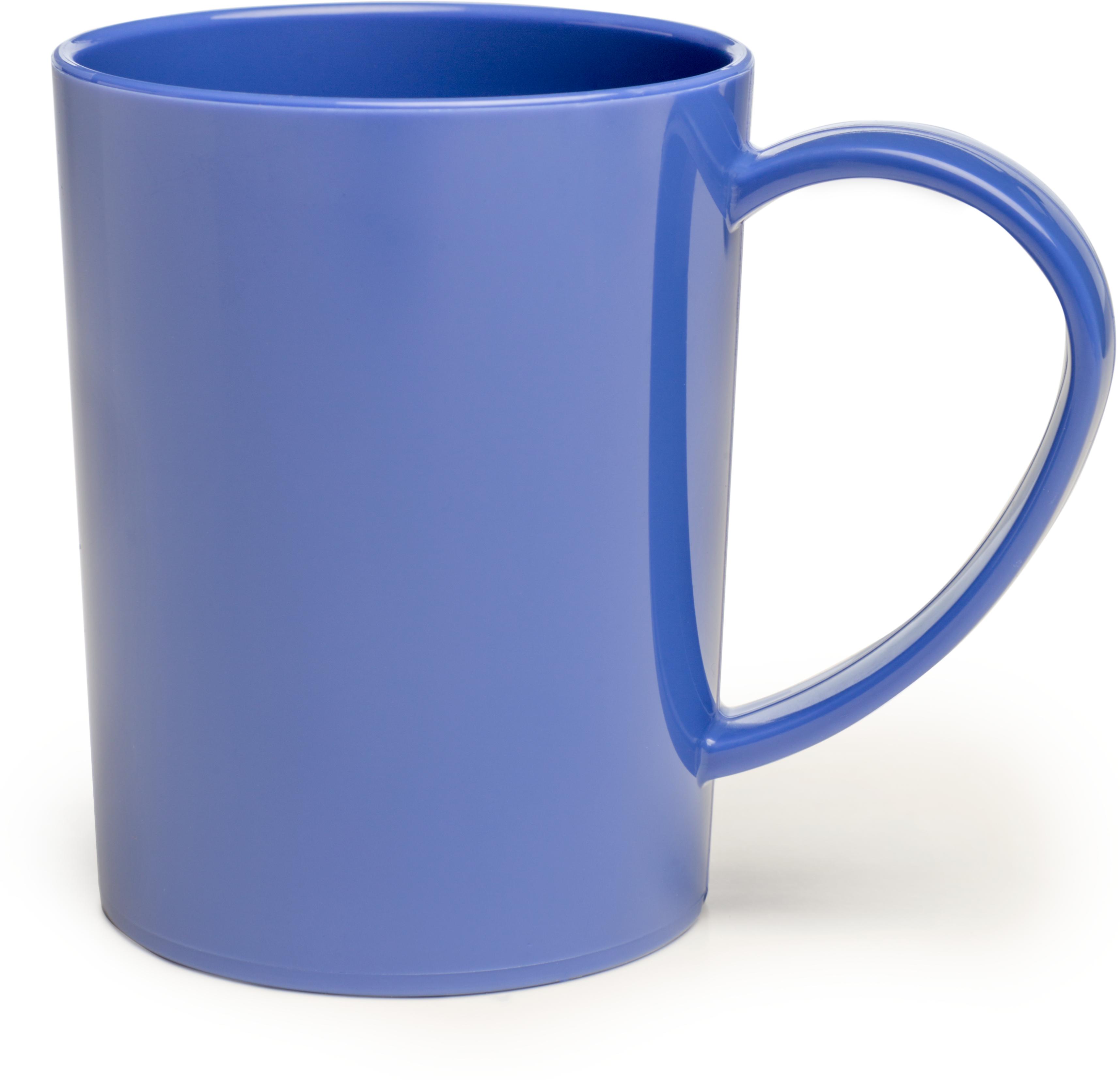 Carlisle Mug 8 oz - Ocean Blue