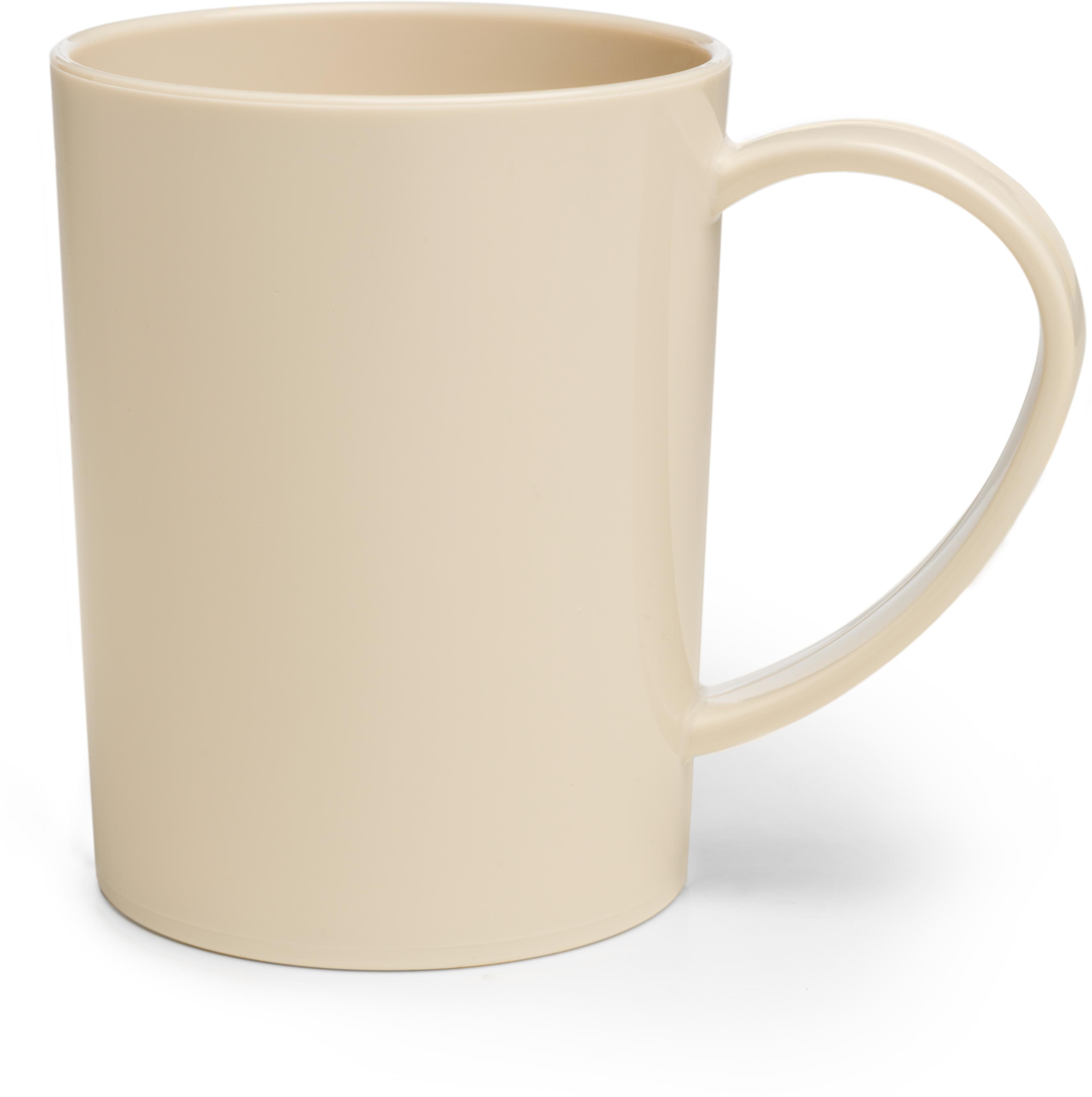 Carlisle Mug 8 oz - Bone