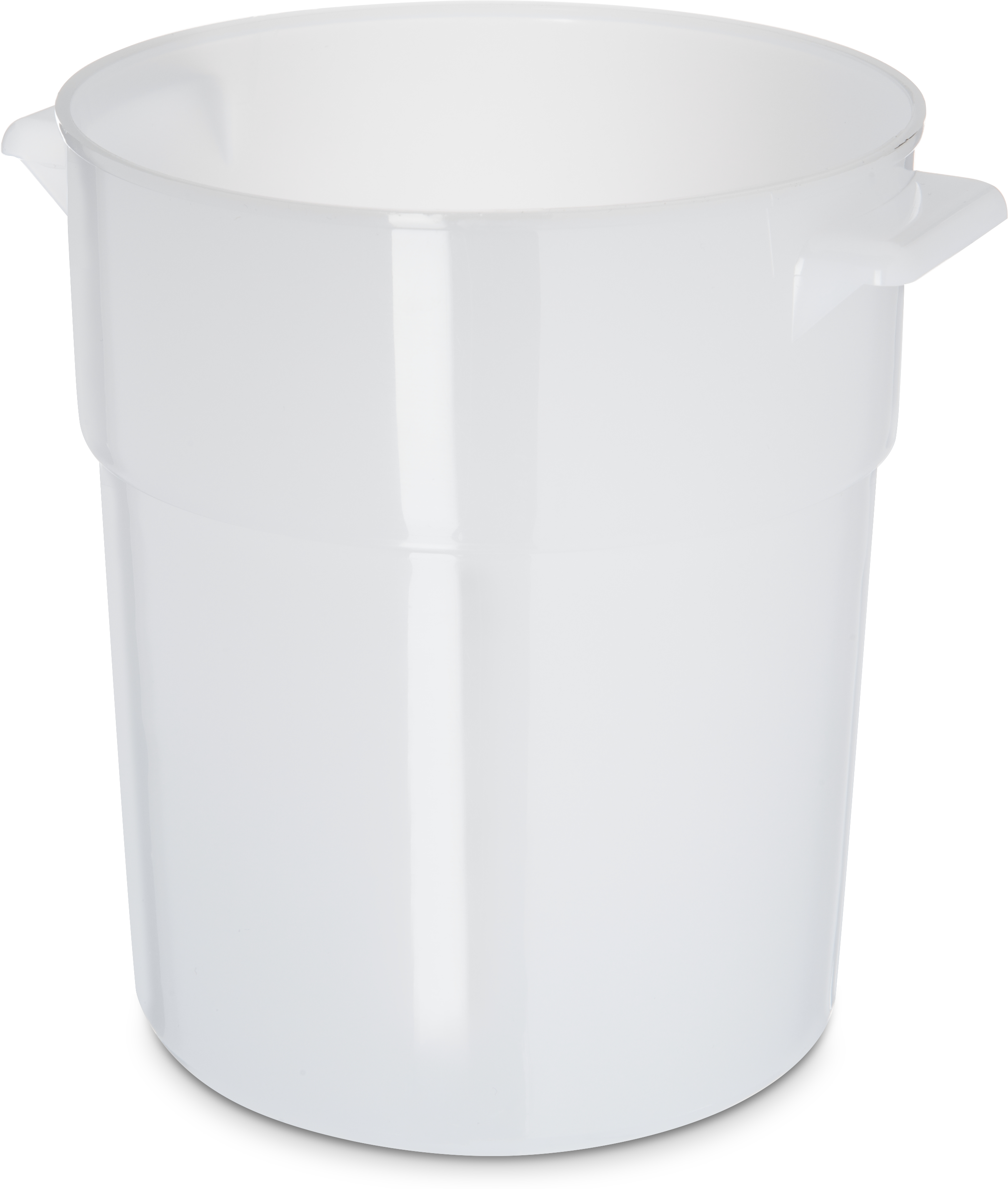 Bains Marie Container 3.5 qt - White