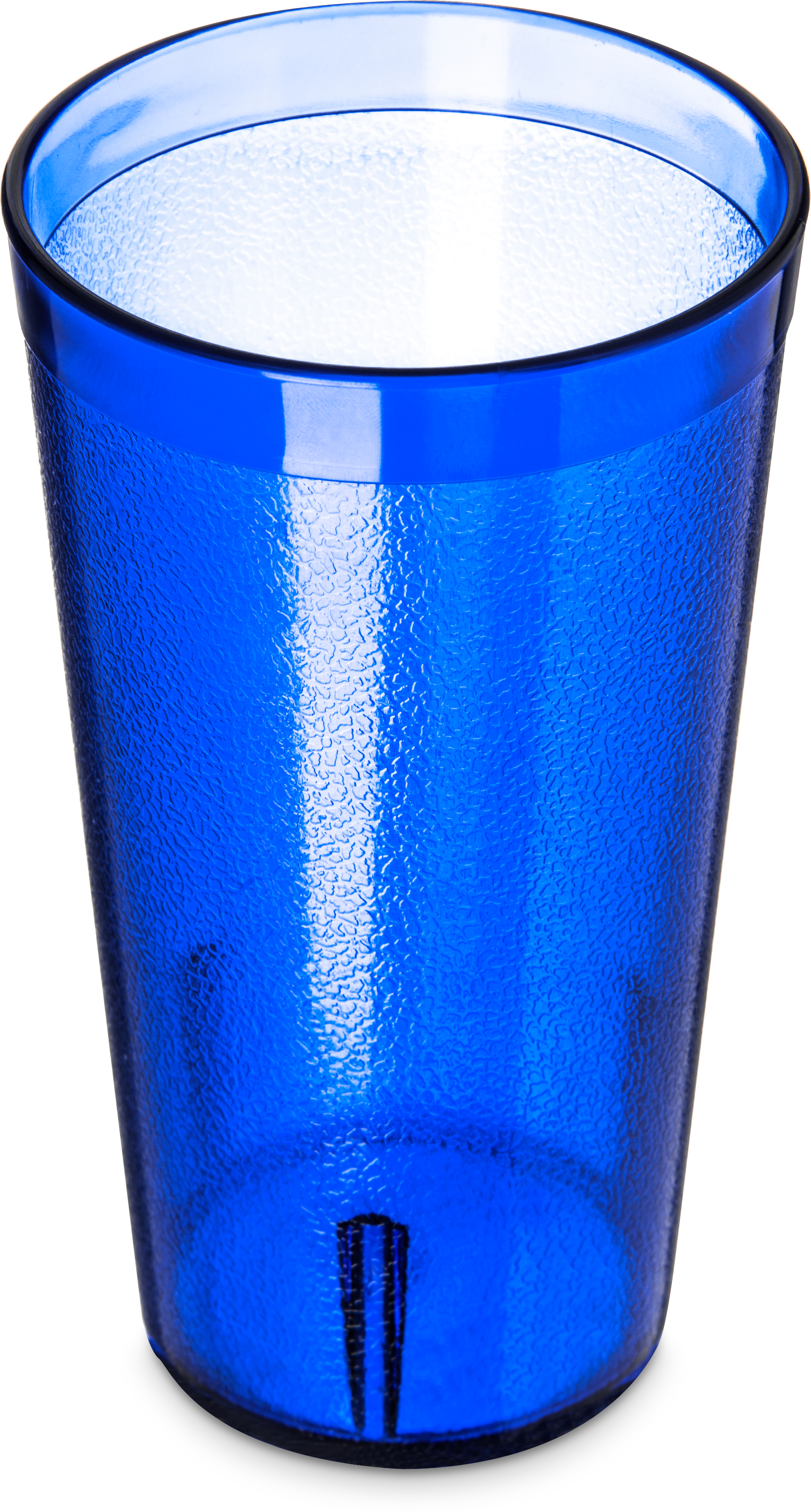 Stackable Cash 'n Carry SAN Tumbler 16 oz (12/pk) - Royal Blue
