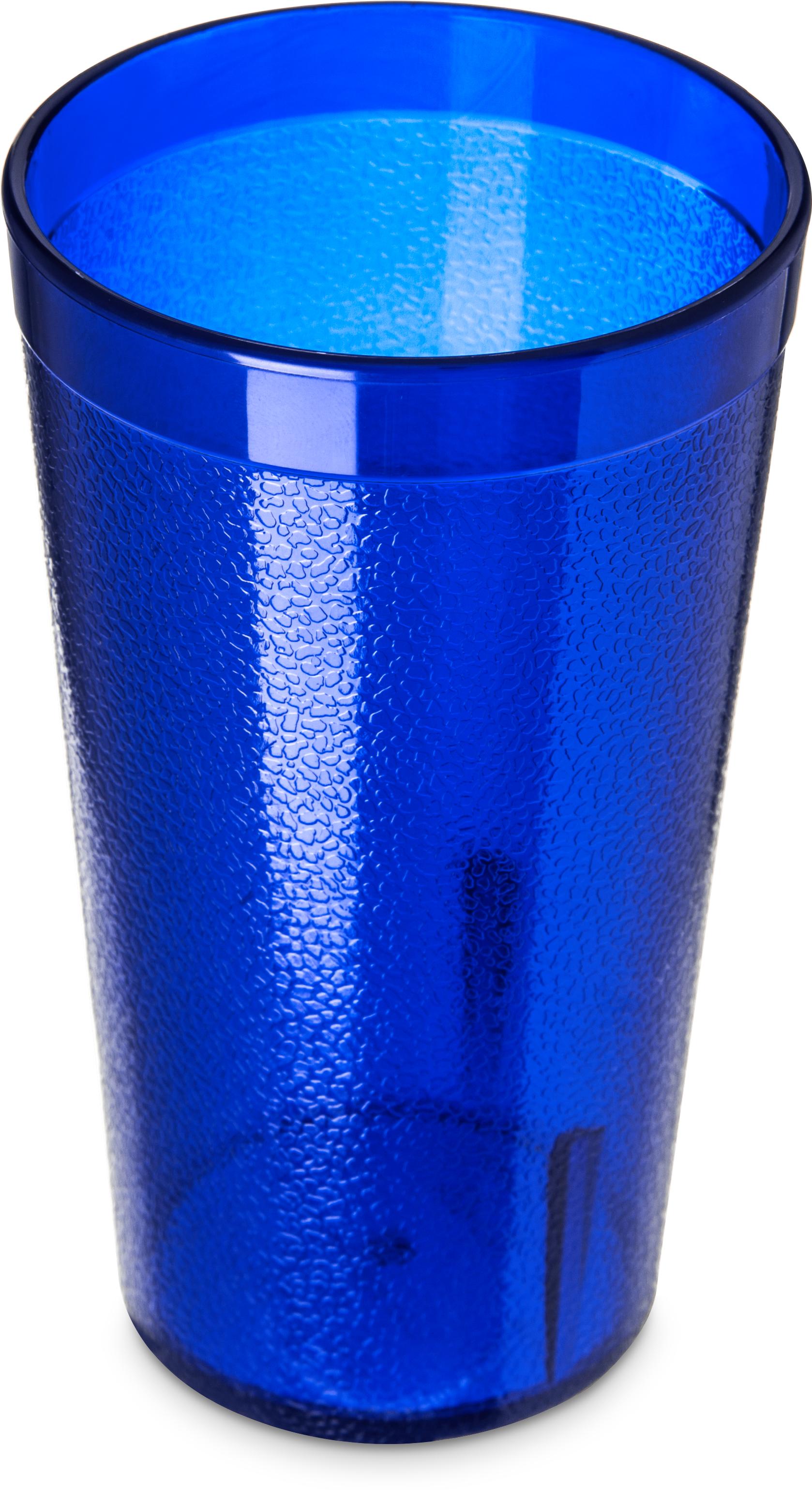 Stackable SAN Tumbler 12 oz (12/pk) - Royal Blue