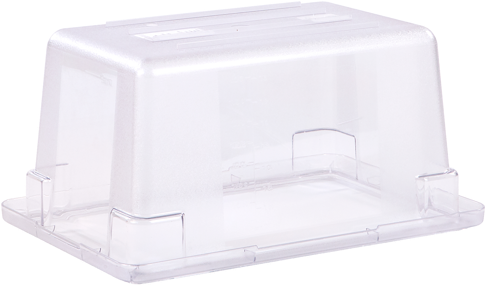 1061207 Storplustm Polycarbonate Food Box Storage